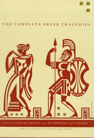 9780226307633: The Complete Greek Tragedies; 4 vol