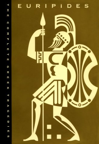 9780226307671: 004: The Complete Greek Tragedies, Volume 4: Euripides (Complete Greek Tragedies)