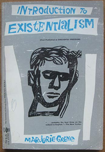 9780226308234: Introduction to Existentialism (Midway Reprint)