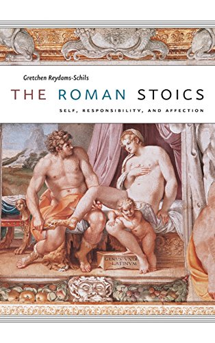 9780226308371: The Roman Stoics: Self, Responsibility, and Affection