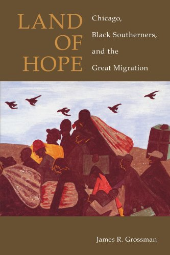 9780226309958: Land of Hope: Chicago, Black Southerners, and the Great Migration
