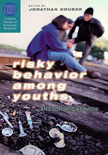 9780226310138: Risky Behavior Among Youths: An Economic Analysis