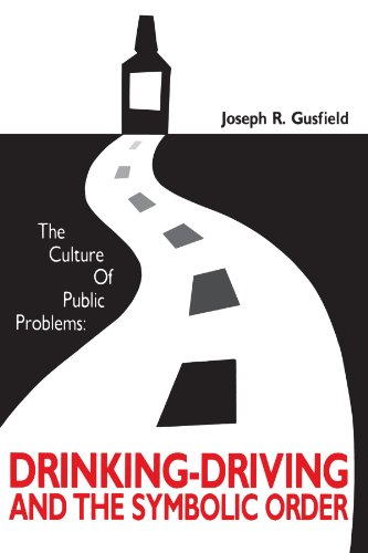 The Culture of Public Problems Drinking-Driving and the Symbolic Order