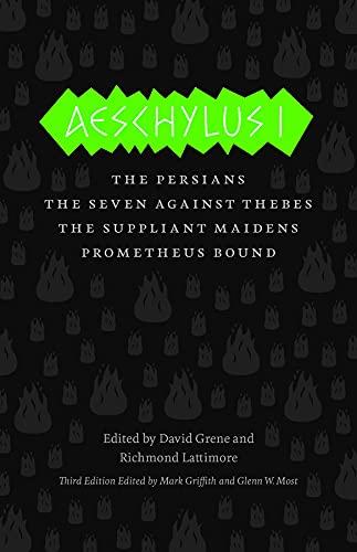 Aeschylus: Aeschylus (author), David