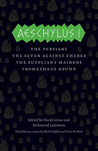 Aeschylus I: Aeschylus (author), David