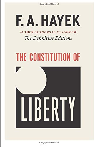 9780226315393: The Constitution of Liberty: The Definitive Edition