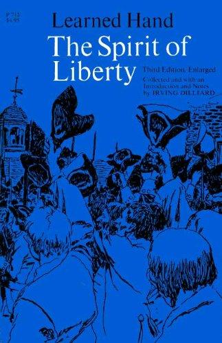 9780226315447: Spirit of Liberty
