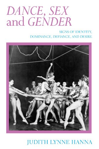 9780226315515: Dance, Sex, and Gender: Signs of Identity, Dominance, Defiance, and Desire