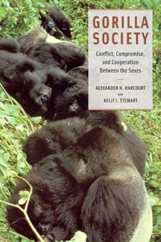 9780226316024: Gorilla Society: Conflict, Compromise, and Cooperation Between the Sexes
