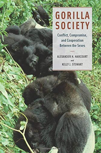9780226316031: Gorilla Society: Conflict, Compromise, and Cooperation Between the Sexes