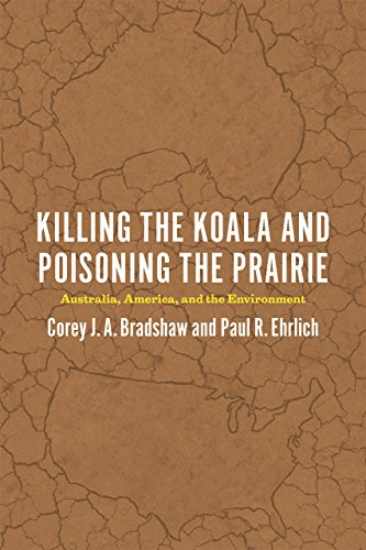 9780226316987: Killing the Koala and Poisoning the Prairie: Australia, America, and the Environment