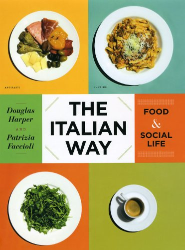 9780226317243: The Italian Way: Food & Social Life