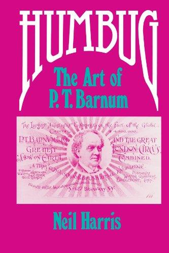 9780226317526: Humbug: The Art of P. T. Barnum