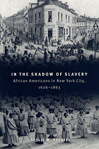 9780226317748: In the Shadow of Slavery: African Americans in New York City, 1626-1863 (Historical Studies of Urban America)