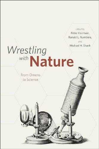 Wrestling with Nature: From Omens to Science (Paperback): Peter Harrison