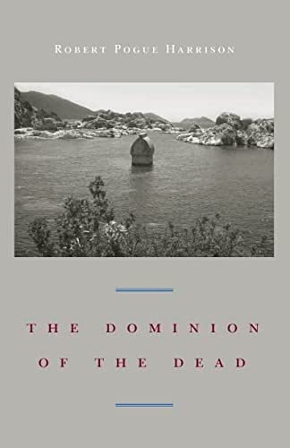 9780226317915: The Dominion of the Dead