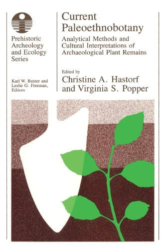 9780226318936: Current Paleoethnobotany: Analytical Methods and Cultural Interpretations of Archaeological Plant Remains (Prehistoric Archeology and Ecology series)