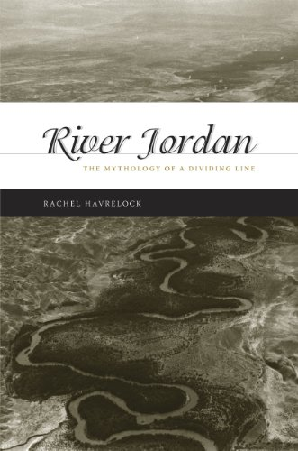 9780226319575: River Jordan: The Mythology of a Dividing Line