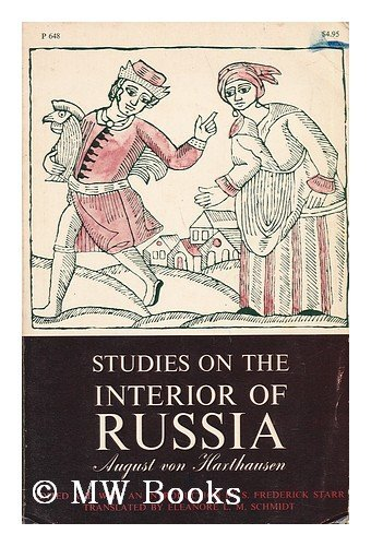 Studies on the Interior of Russia