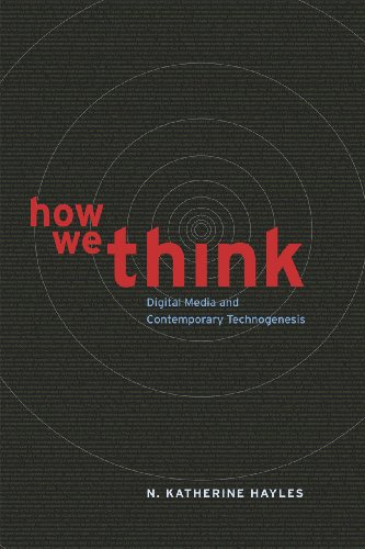 9780226321424: How We Think: Digital Media and Contemporary Technogenesis