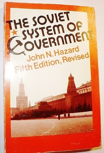 9780226321943: The Soviet System of Government: Fifth Edition, Revised