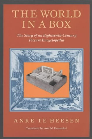 9780226322872: The World in a Box: The Story of an Eighteenth-Century Picture Encyclopedia