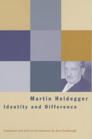 9780226323787: Identity and Difference