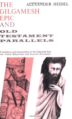 9780226323985: Gilgamesh Epic and Old Testament Parallels (Phoenix Books)