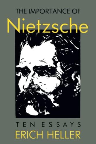 9780226326382: The Importance of Nietzsche (Sino-American-German Documentary)