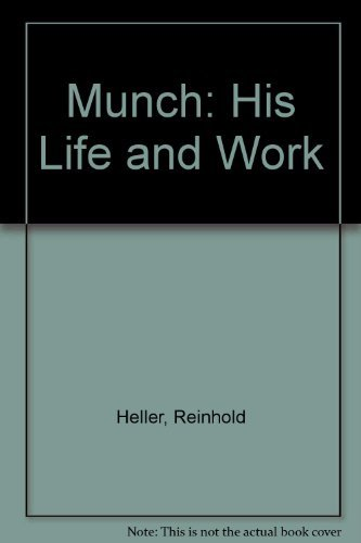 9780226326443: Munch: His Life and Work