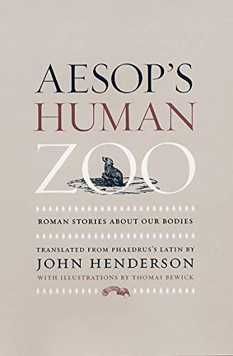 9780226326818: Aesop's Human Zoo: Roman Stories About Our Bodies