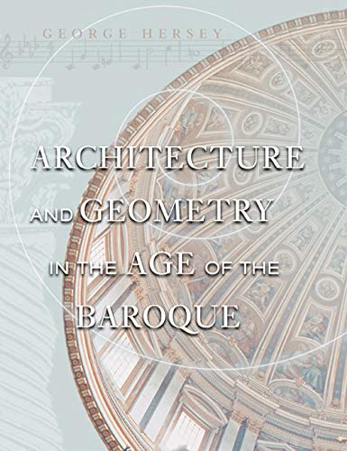 9780226327839: Architecture and Geometry in the Age of the Baroque