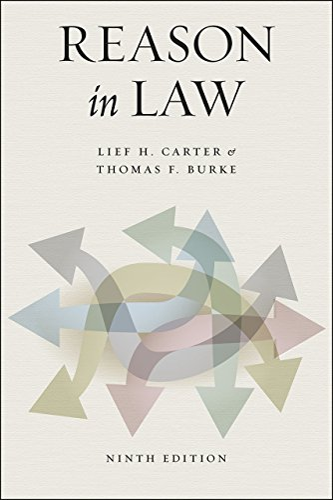 9780226328188: Reason in Law: Ninth Edition