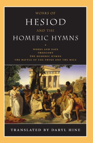 9780226329666: Works of Hesiod and the Homeric Hymns