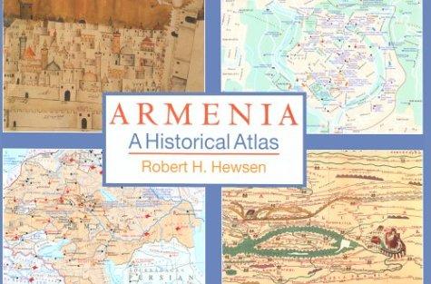 9780226332284: Armenia: A Historical Atlas