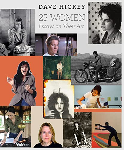 9780226333151: 25 Women: Essays on Their Art