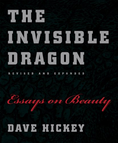 9780226333199: The Invisible Dragon: Essays on Beauty