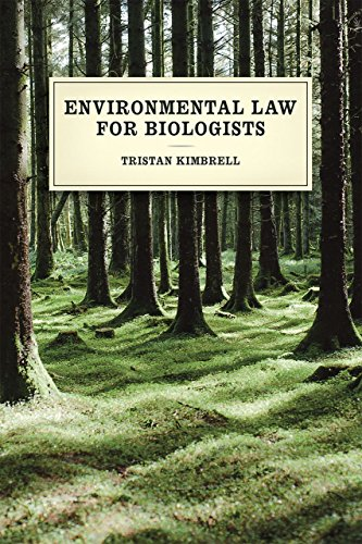 9780226333854: Environmental Law for Biologists