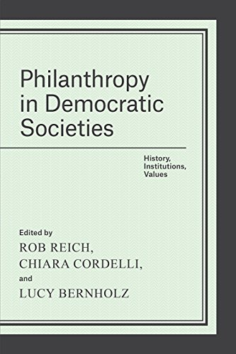 9780226335643: Philanthropy in Democratic Societies: History, Institutions, Values