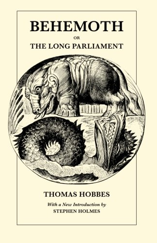 9780226345444: Behemoth or the Long Parliament