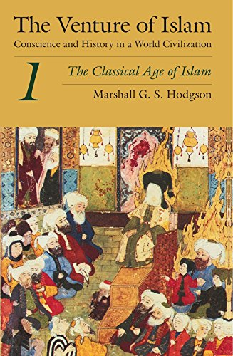 9780226346786: Venture of Islam: The Classical Age of Islam v. 1: Conscience and History in a World Civilization