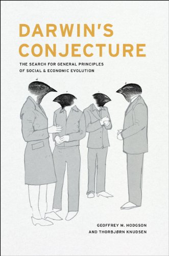 9780226346908: Darwin's Conjecture: The Search for General Principles of Social and Economic Evolution