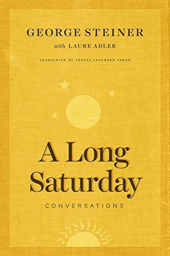 9780226350387: A Long Saturday: Conversations