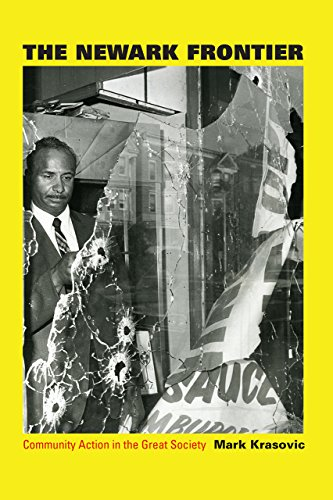 9780226352794: The Newark Frontier: Community Action in the Great Society (Historical Studies of Urban America)