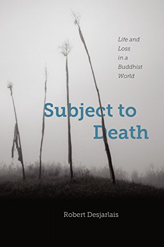 9780226355870: Subject to Death: Life and Loss in a Buddhist World