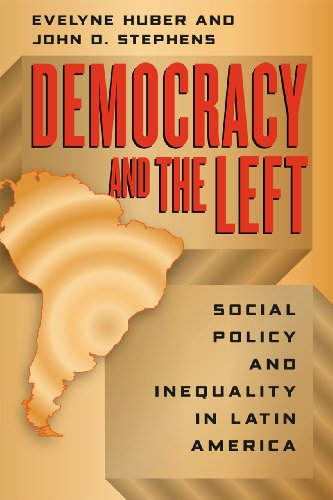 9780226356532: Democracy and the Left: Social Policy And Inequality In Latin America