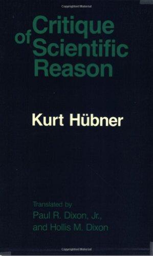 9780226357096: The Critique of Scientific Reason