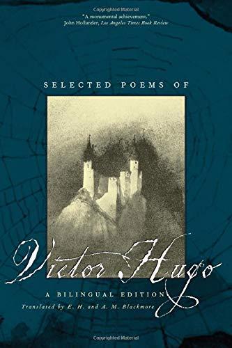 Selected Poems of Victor Hugo Format: Paperback