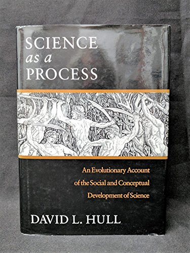 9780226360508: Science As a Process: An Evolutionary Account of the Social and Conceptual Development of Science (Science and Its Conceptual Foundations Series)
