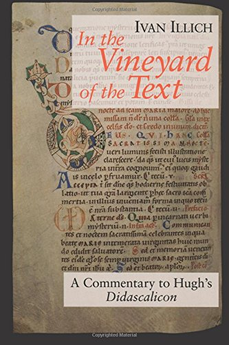 9780226372365: In the Vineyard of the Text: A Commentary to Hugh's Didascalicon